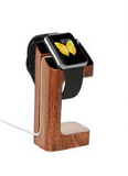 Apple Watch Charging Stand - Rosewood