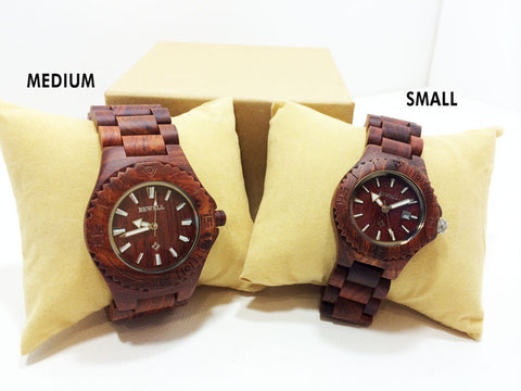 Rosewood Watches (Quartz)