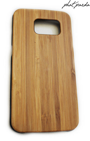 Samsung Galaxy S6 EDGE Bamboo Cover (Smart Series)