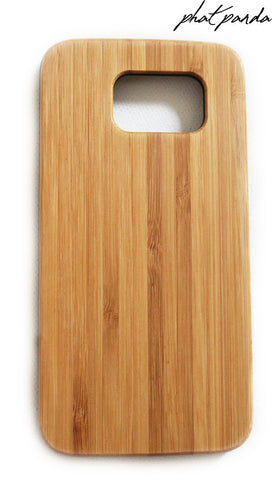 Samsung Galaxy S6 Bamboo Cover (Smart Series)