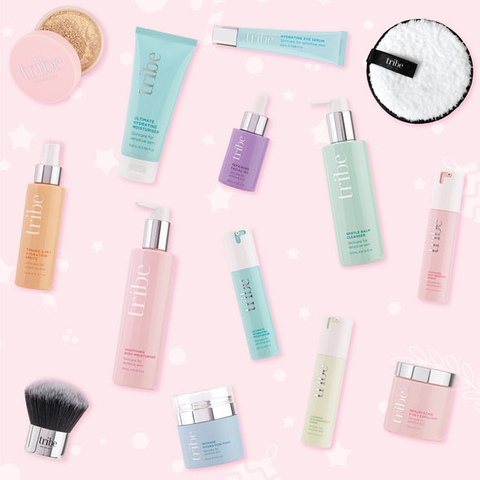 Tribe Skincare for sensitive skin at Natural Supply Co