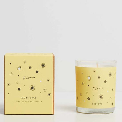 Natural soy wax candles online Australia