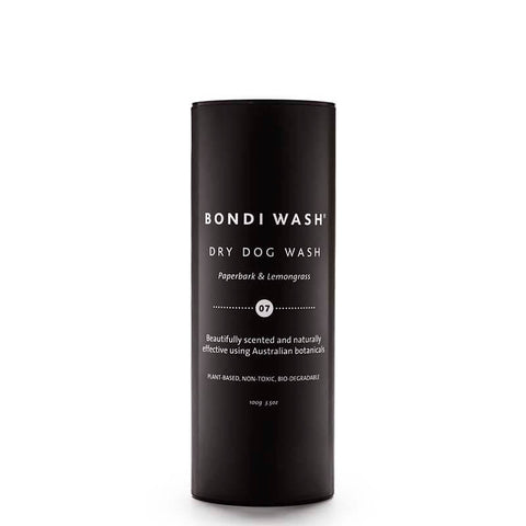 Bondi Wash Dry Shampoo for Dogs