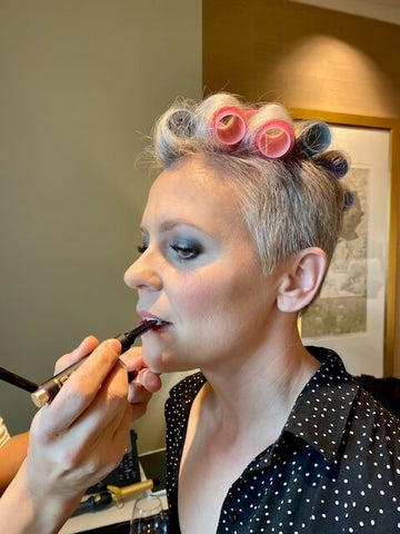Sarah Scott 2019 Brownlow Makeup