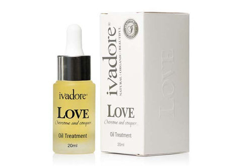 Ivadore Love Oil Treatment at Natural Supply Co