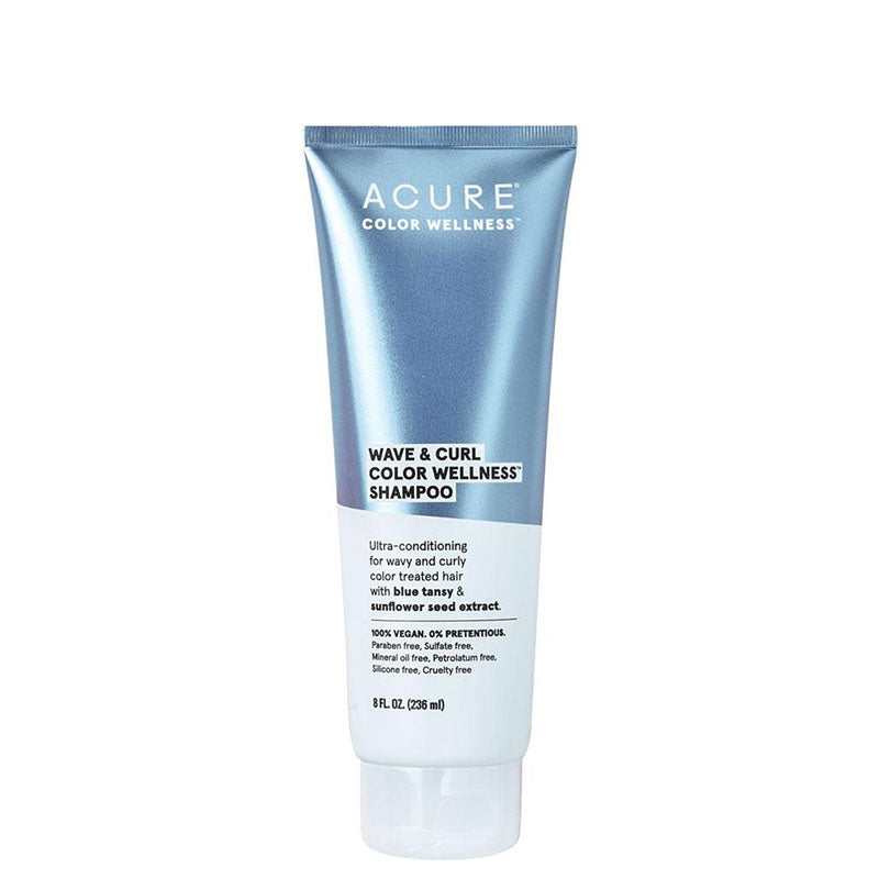 ACURE Wave & Curl Colour Wellness Shampoo