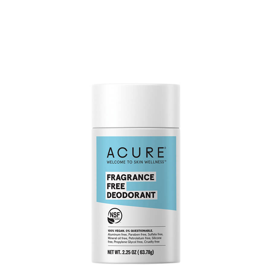 ACURE Deodorant - Fragrance Free - Natural Supply Co