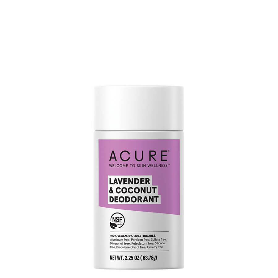 ACURE Deodorant - Lavender & Coconut - Natural Supply Co