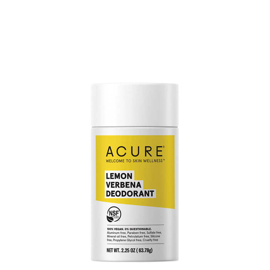 ACURE Deodorant - Lemon Verbena - Natural Supply Co