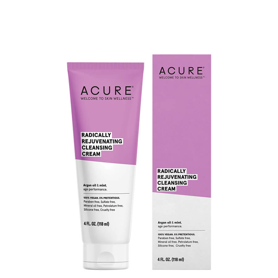 ACURE Radically Rejuvenating Cleansing Cream - Natural Supply Co