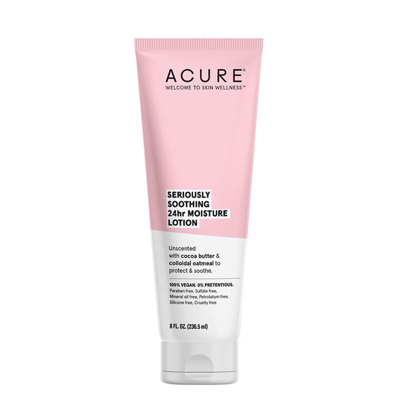 ACURE Seriously Soothing 24-Hour Moisture Lotion - Natural Supply Co