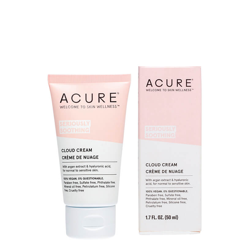 ACURE Seriously Soothing Cloud Cream - Natural Supply Co