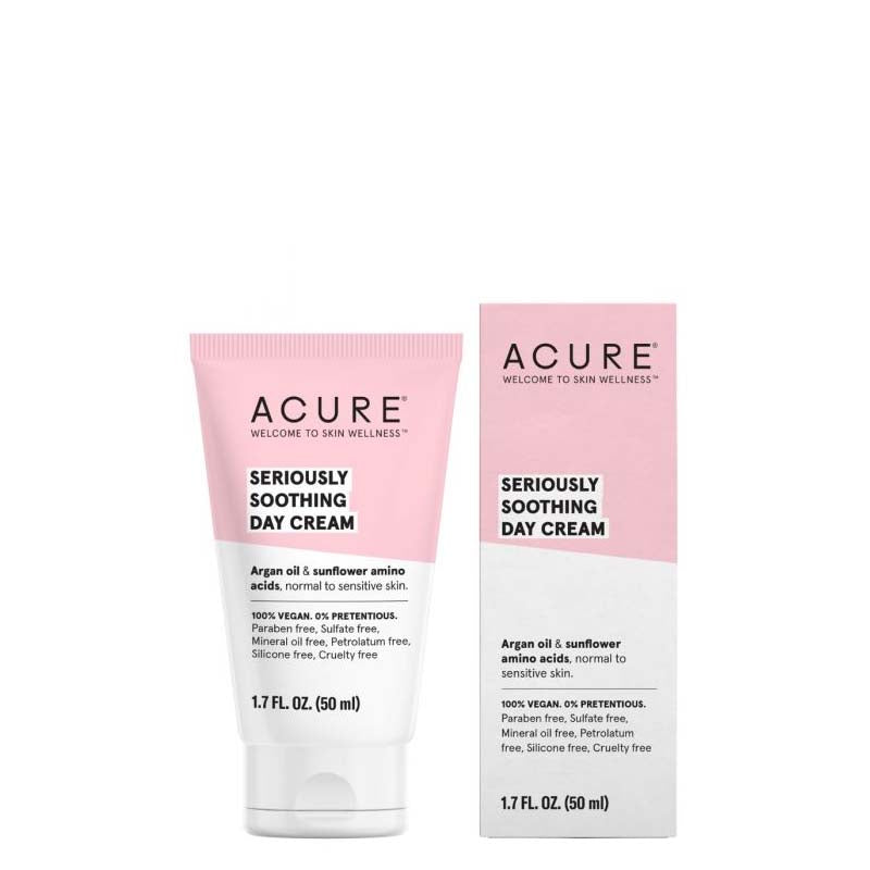 ACURE Seriously Soothing Day Cream online at Natural Supply Co