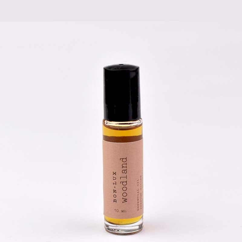BON LUX Roll On Perfume - Woodland - Natural Supply Co
