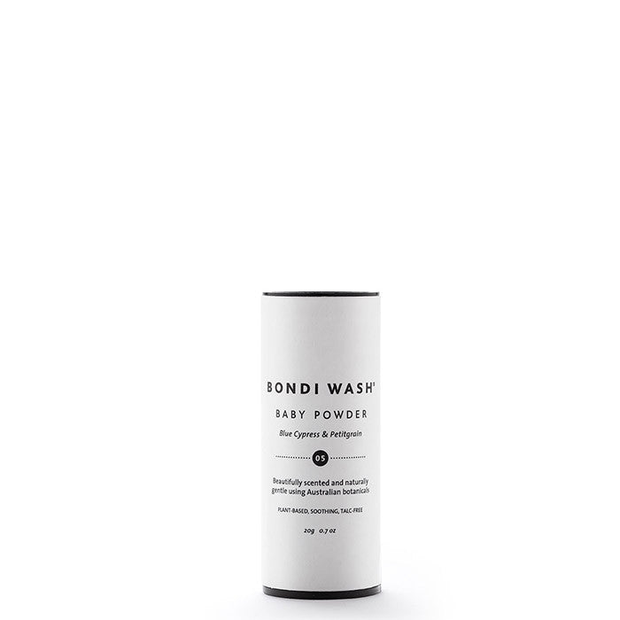 Bondi Wash Baby Powder - 20g - Natural Supply Co