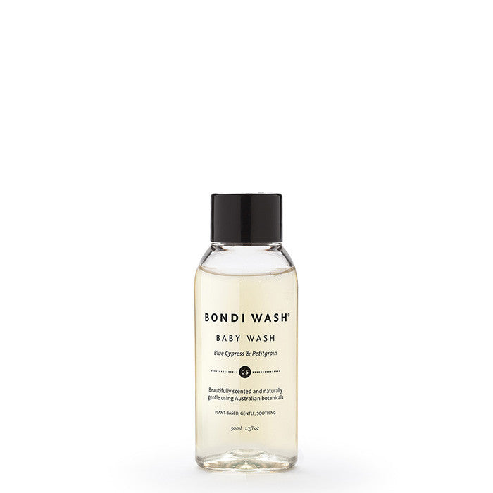 Bondi Wash Baby Wash - 50ml at Natural Supply Co