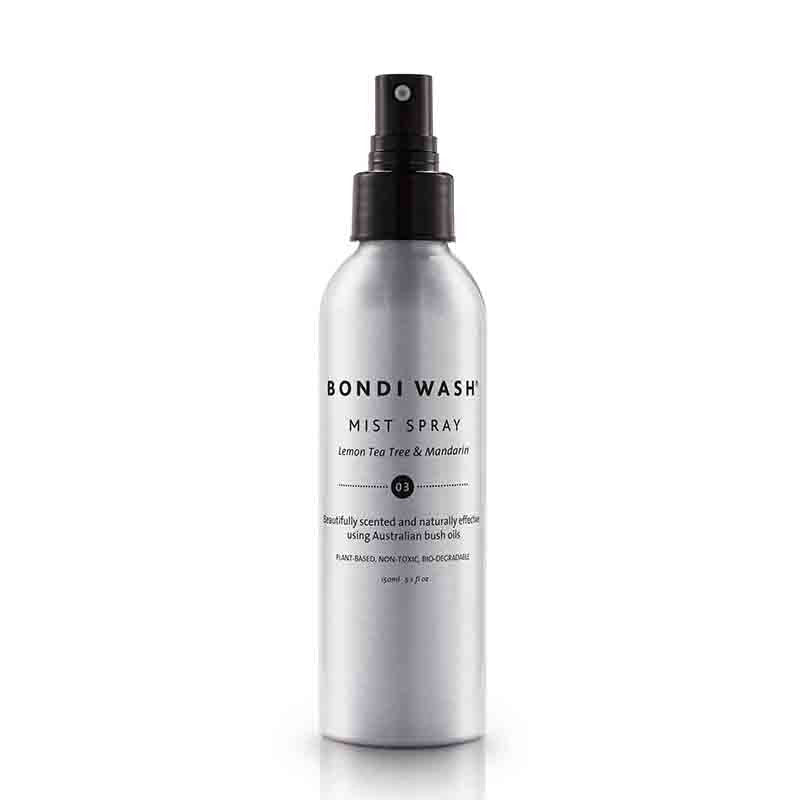 Bondi Wash Lemon Tea Tree & Mandarin Mist Spray at Natural Supply Co