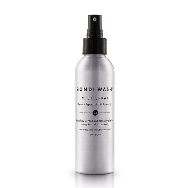 Bondi Wash Sydney Peppermint & Rosemary Mist Spray at Natural Supply Co