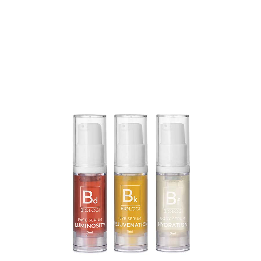 Biologi Save My Skin Bundle Mini Pack