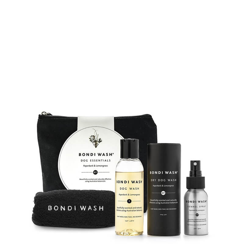 Bondi Wash Dog Essentials Gift Pack - Natural Supply Co