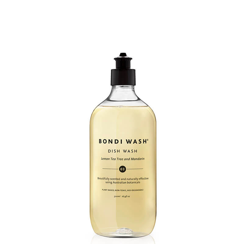 Bondi Wash Lemon Tea Tree & Mandarin Dish Wash at Natural Supply Co