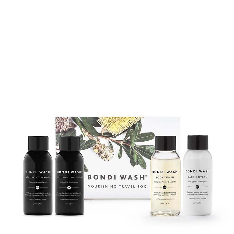 Bondi Wash Nourishing Travel Box