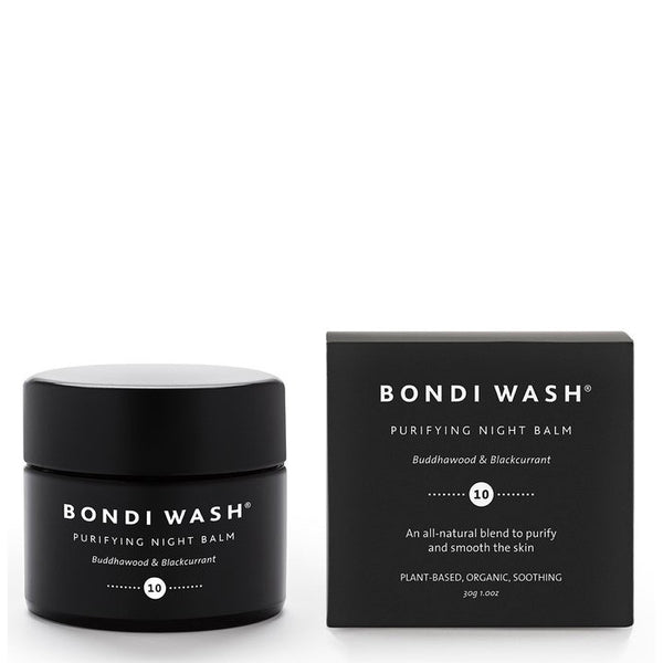 Bondi Wash Purifying Night Balm at Natural Supply Co