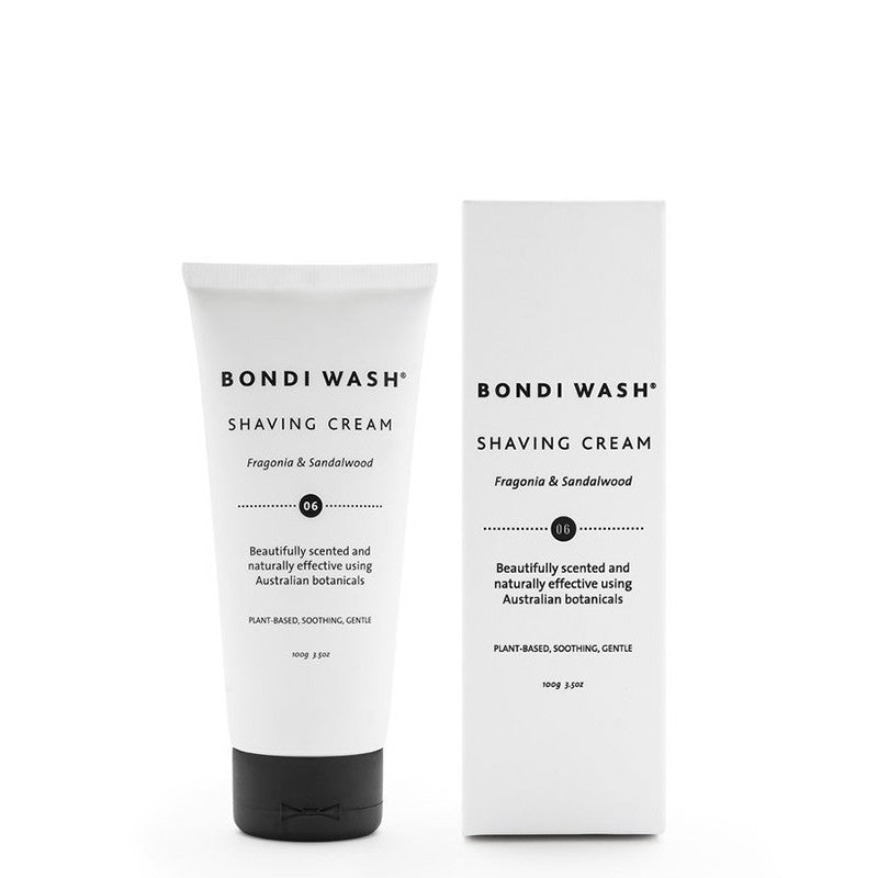 Bondi Wash Shaving Cream - Natural Supply Co