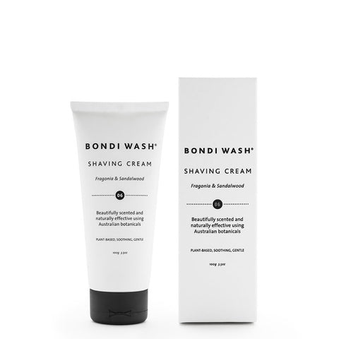 Bondi Wash Shaving Cream at Natural Supply Co