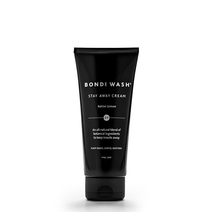 Bondi Wash Stay Away Cream at Natural Supply Co