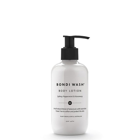 Bondi Wash Sydney Peppermint & Rosemary Body Lotion 250ml at Natural Supply Co