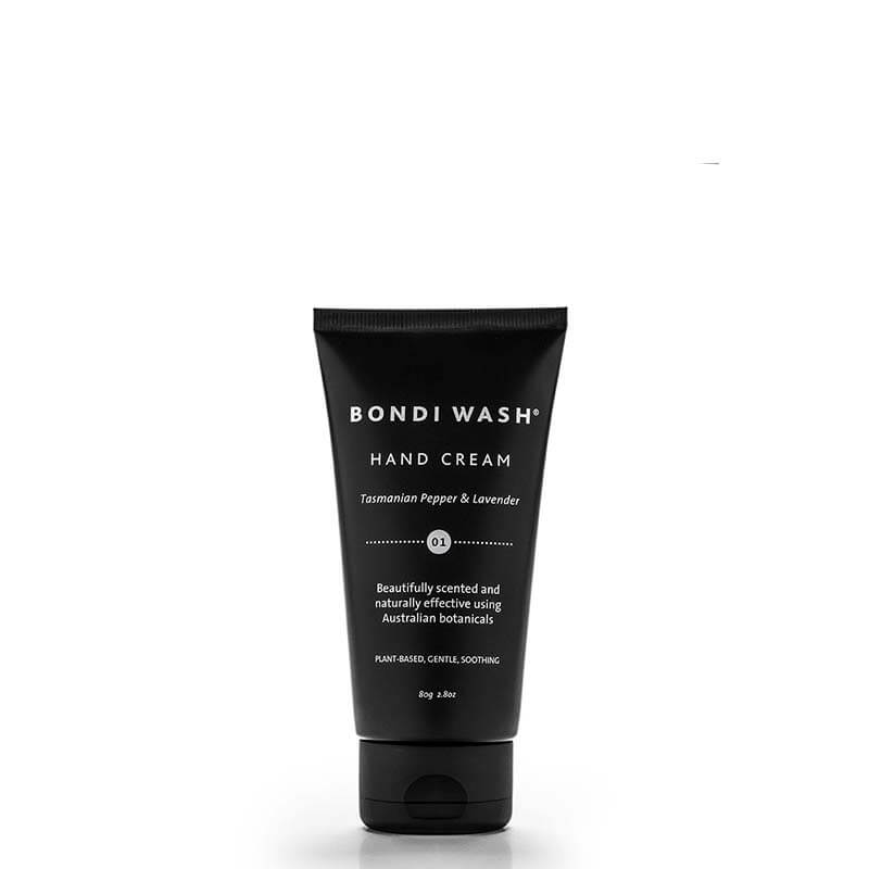 Bondi Wash Tasmanian Pepper & Lavender Hand Cream - Natural Supply Co