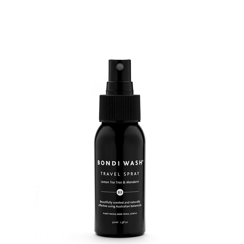 Bondi Wash Travel Spray at Natural Supply Co