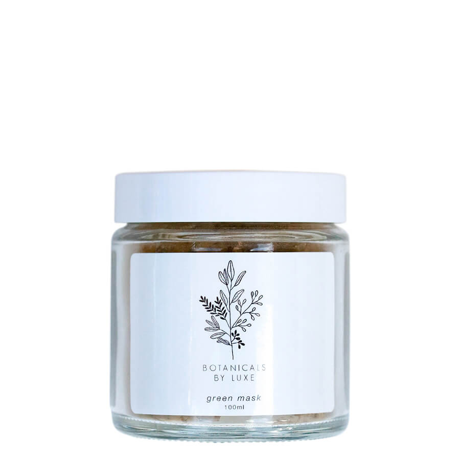 Botanicals by Luxe Green Mask - Natural Supply Co