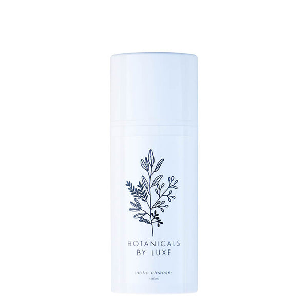 Botanicals by Luxe Lactic Cleanser online at Natural Supply Co