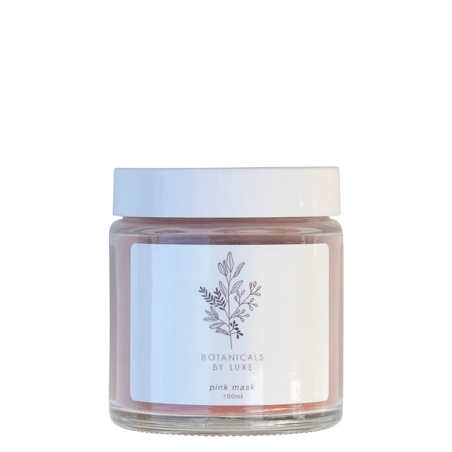 Botanicals by Luxe Pink Mask - Natural Supply Co