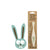 Jack N' Jill Natural Kids' Toothbrush - Bunny - Natural Supply Co