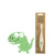 Jack N' Jill Natural Kids' Toothbrush - Dino - Natural Supply Co