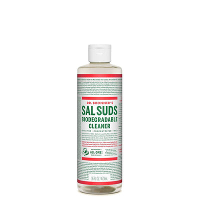 Dr Bronner's Sal Suds Biodegradable Cleaner 473ml