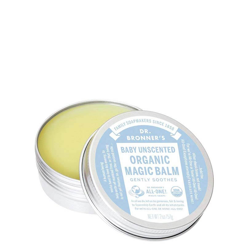 Dr Bronner's Organic Magic Balm - Baby Unscented online at Natural Supply Co