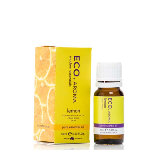 ECO. modern essentials Lemon Essential Oil - Natural Supply Co