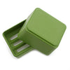 Ethique Bamboo & Cornstarch Shower Container - Green