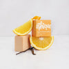 Ethique Sweet Orange and Vanilla Creme Body Wash Bar