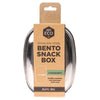 Ever Eco Stainless Steel Bento Box - 2 compartment - Natural Supply Co