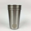 Ever Eco Stainless Steel Drinking Cups - 4 pack at Natural Supply Co