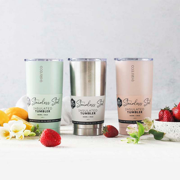 Ever Eco Stainless Steel Insulated Tumblers at Natural Supply Co