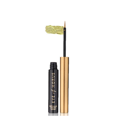 Eye of Horus Alchemy Gold Metallic Liquid Eye Liner - Natural Supply Co