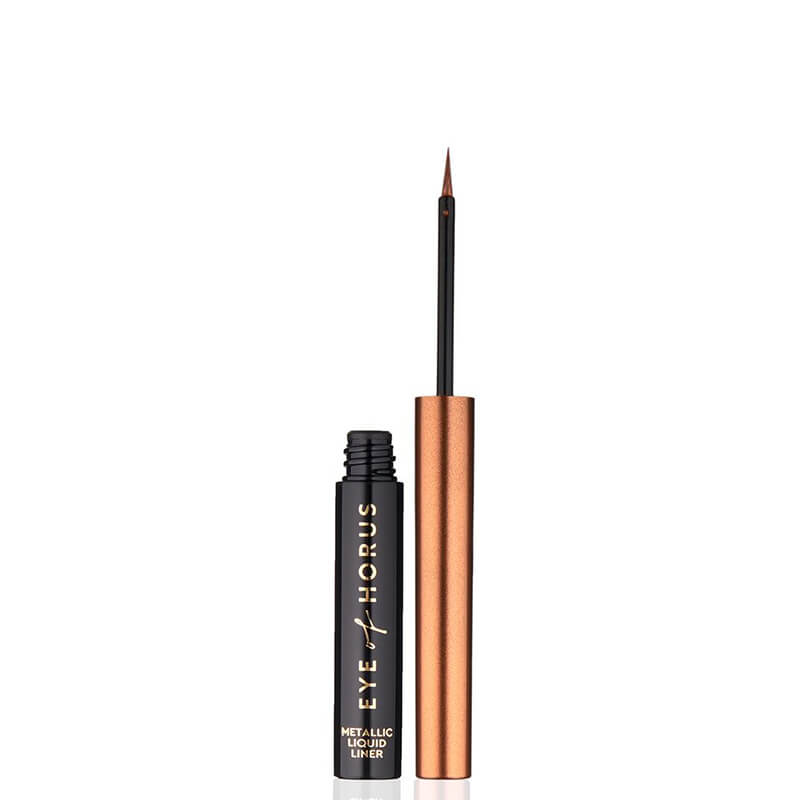 Eye of Horus Imperial Bronze Metallic Liquid Eye Liner - Natural Supply Co