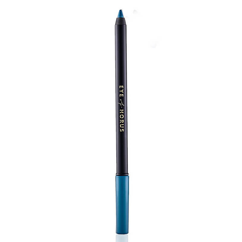 Eye of Horus Teal Malachite Goddess Eye Pencil - Natural Supply Co