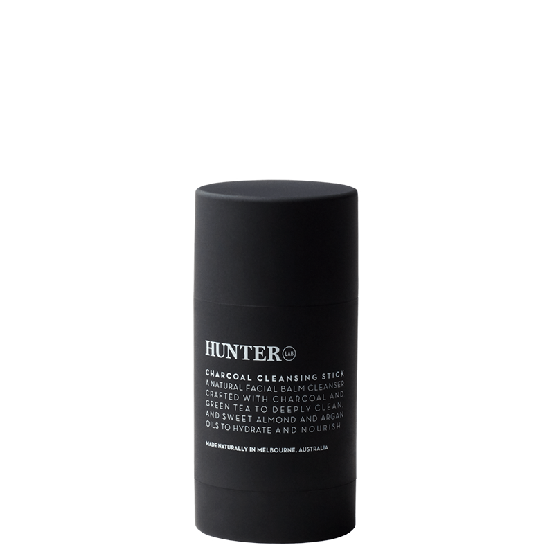 Hunter Lab Charcoal Cleansing Stick - Natural Supply Co
